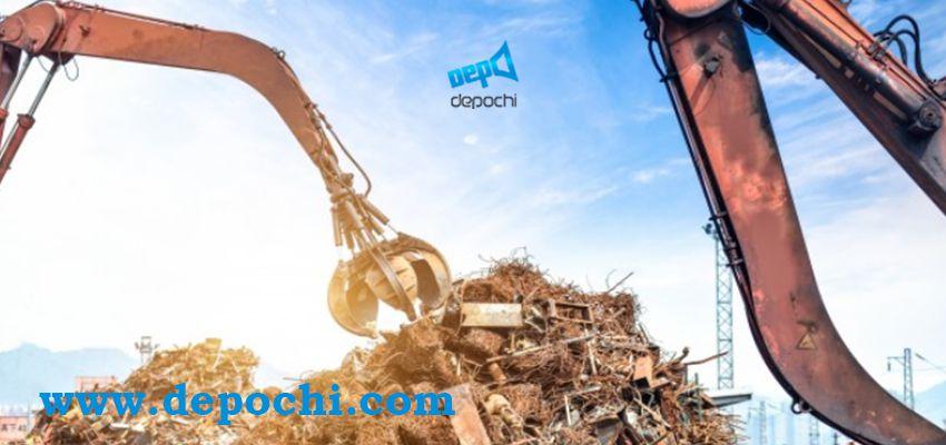 اهمیت بازیافت ضایعات فلزی