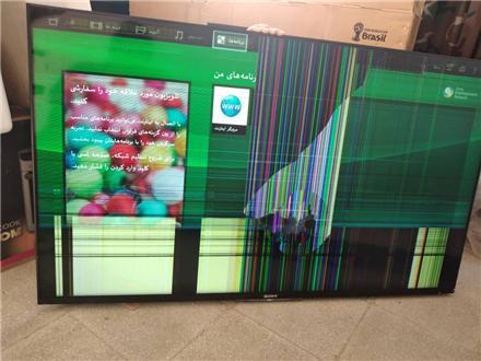 خریدار تلویزیون سوخته در تهران